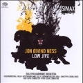 J.O.Ness: Low Jive, Violin Concerto, Cello Concerto, etc (2-6/2008)  / Peter Szilvay(cond), Oslo Philharmonic Orchestra, Peter Herresthal(vn), etc