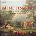 Mendelssohn: Complete String Quartets, Quintets, Sextet, Octet