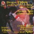 Dubois: Concerto for Violin and Orchestra; E.Lalo: Symphonie Espagnole Op.21