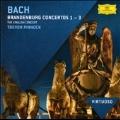 J.S.Bach: Brandenburg Concerto No.1-3, Orchestral Suite No.3