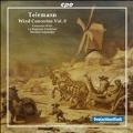 G.P.Telemann: Wind Concertos Vol.8