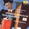 Prokofiev, Miaskovsky: Cello Concertos / Maisky, Pletnev