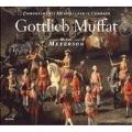 G.Muffat: Componimenti Musicali il Cembalo - Suites No.1-No.7 / Mitzi Meyerson
