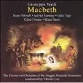 Verdi: Macbeth / Gui, Varnay, Petroff, Tajo, Penno, et al