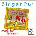 Music for Voices - Debussy, Cage, Ligeti, et al / Singer Pur