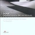 J.S.BACH:HARPSICHORD CONCERTOS:BWV.1060-1062/1065:T.KOOPMAN(cemb)/ABO