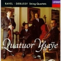RAVEL/DEBUSSY STRING QUARTETS