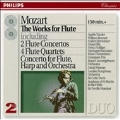 Mozart: The Works for Flute / Nicolet, Bennett, Barwahser