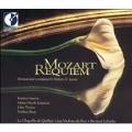 Mozart: Requiem / Labadie, Gauvin, Lemieux, Tessier, et al