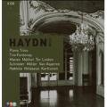 Haydn: Piano Trios No.22-No.25, No.28-No.30, No.32, No.35, No.39, Sonata No.45, etc / Trio Fontenay, Andrew Manze(vn), Tini Mathot(p), etc