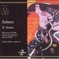 Strauss: Salome / Mehta, Caballe, Nimsgern, Wolff, et al