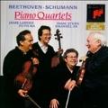 Beethoven, Schumann: Piano Quartets / Ax, Stern, Laredo, Ma