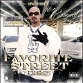 Mr. Criminal Favorite Street Disc