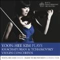Violin Concertos - Khachaturian & Tchaikovsky