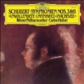 "Schubert: Symphony No.3, No.8 ""Unfinished"""
