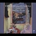 Goossens: Complete Piano Music / Antony Gray