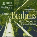 Brahms: Violin Concerto, etc / Swensen, Scottish CO