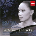 J.S.Bach: Cantatas; Songs by Barber, Copland