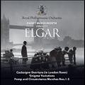 Elgar: Cockaigne Overture, Enigma Variations, etc