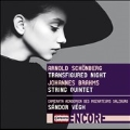 Brahms: String Quintet Op.111; Schoenberg: Verklarte Nacht Op.4