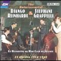 Quintessential Django Reinhardt & Stephane Grappelli