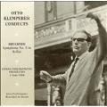 Otto Klemperer In Performance - Bruckner, R Strauss