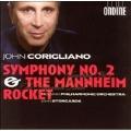 Corigliano: Symphony no 2, Mannheim Rocket /Storgards, et al