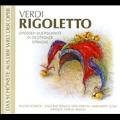 Verdi: Rigoletto (in German/Highlights) / Ferenc Fricsay, RIAS Symphony Orchestra, Rudolf Schock, Josef Metternich, etc