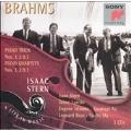 Isaac Stern - A Life in Music - Brahms: Trios & Quartets