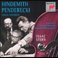 Isaac Stern - A Life In Music - Hindemith, Penderecki