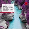 Grieg: Piano Concerto Op.16, Lyric Pieces Op.43, Op.54