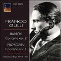 Bartok: Concerto No.2; Prokofiev: Concerto No.1