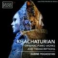 Khachaturian: Original Piano Works & Transcriptions