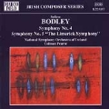 Bodley: Symphonies no 4 & 5 / Pearce, Ireland National SO