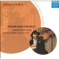 J.S.Bach:Partita BWV.1006/Sonata BWV.1003 & 1013:Anner Bylsma(vc)