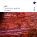 LISZT:PIANO CONCERTO NO.1/NO.2/TOTENTANZ:BORIS BEREZOVSKY(p)/HUGH WOLFF(cond)/PHILHARMONIA ORCHESTRA