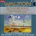 Walton: Battle of Britain Suite, etc / Marriner, ASMF