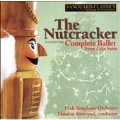 TCHAIKOVSKY:THE NUTCRACKER/SWAN LAKE SUITE:MAURICE ABRAVANEL(cond)/UTAH SYMPHONY ORCHESTRA