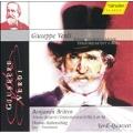 Verdi, Britten: String Quartets; et al /Verdi String Quartet