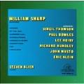 ウィリアム・シャープ/William Sharp -V.Thomson, P.Bowles, L.Hoiby, R.Hundley, etc / Steven Blier(p) [803692]