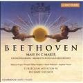 Beethoven: Mass in C Major / Hickox, Collegium Musicum 90