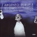 Argento, Durufle / Salamunovich, Los Angeles Master Chorale