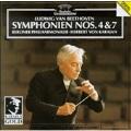 Beethoven: Symphonien No.4, No.7 / Herbert von Karajan(cond), Berlin Philharmonic Orchestra