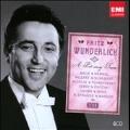 Fritz Wunderlich - 80th Anniversary of Birth<期間限定盤>