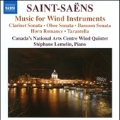 Saint-Saens: Music for Wind Instruments