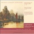 Schmidt-Kowalski: Piano Concerto Op.108, Viola Concerto Op.111, Symphonic Fantasy