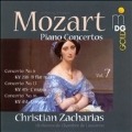 Mozart: Piano Concertos Vol.7 - No.6, No.13, No.16