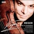 Reger: Violin Concerto Op.101, Chaconne Op.117-4
