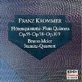 Krommer: Flute Quintets / Bruno Meir, Stamitz-Quartet