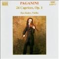 Paganini: Violin Caprices